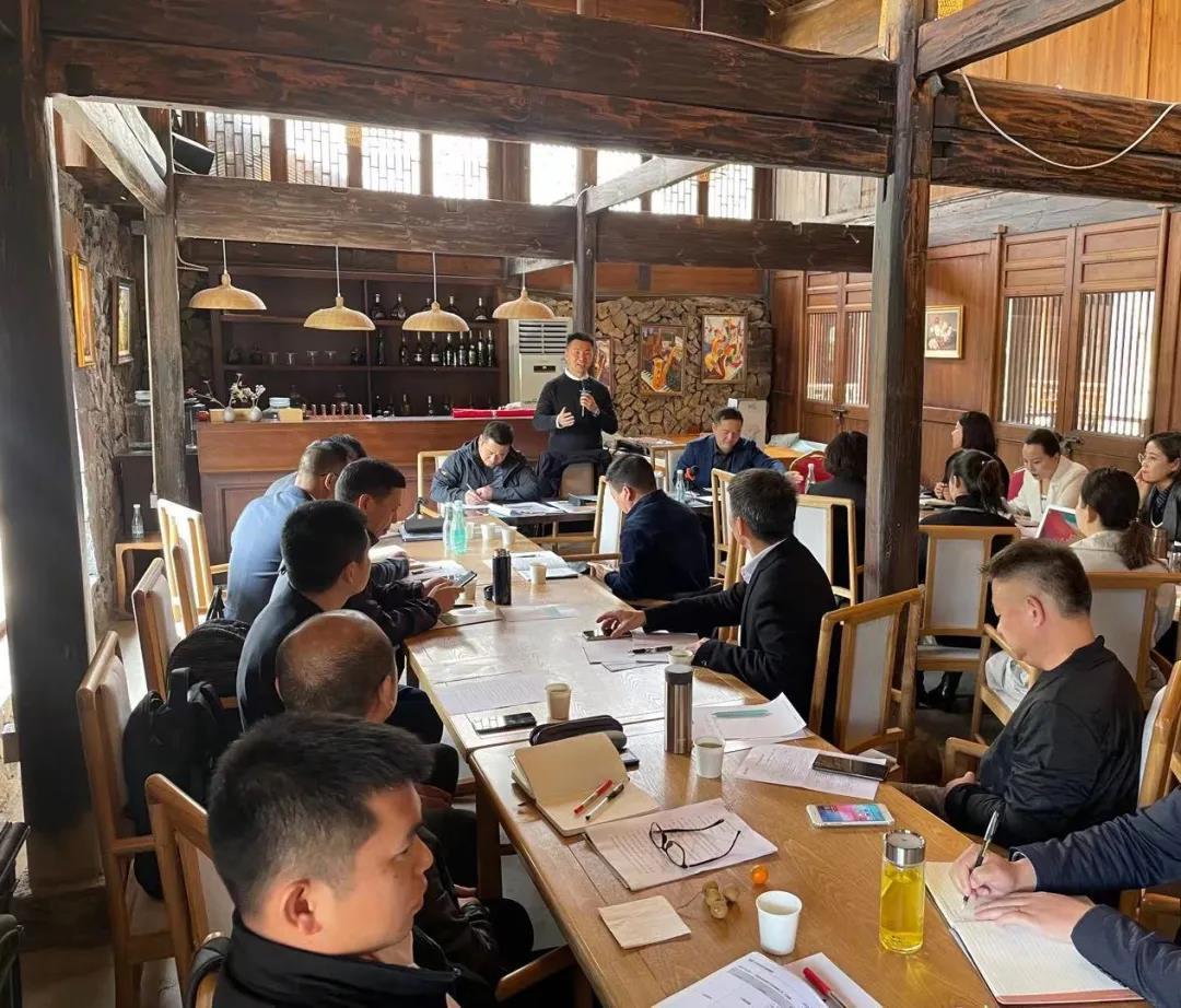 总结过去,行于当下!东方世贸集团2021年度工作启动会议